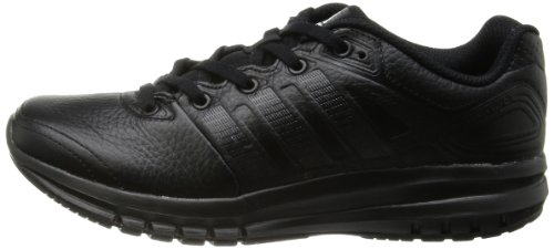 info for fb3ad b5cbf Adidas Performance Duramo 6 Leather, Running Entrainement Adulte Mixte,  Noir (Black 1Black 1Black 1), EU 42 23 (UK 8.5) Amazon.fr Chaussures  et Sacs