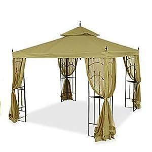 Amazon Com Replacement Canopy For Home Depot Arrow Gazebo