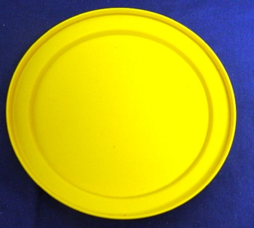 Tupperware Vintage Harvest Yellow 3 Cup Seal N Serve Replacement Lid
