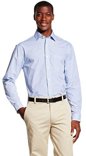 33 Wrinkle Free Dress Shirt (Mercer Street Studio Men's Button Down Dress Shirt (16.5