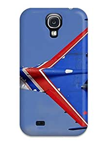 New Arrival Jet Fighter Wzegoif12096GKFIy Case Cover/ S4 Galaxy Case