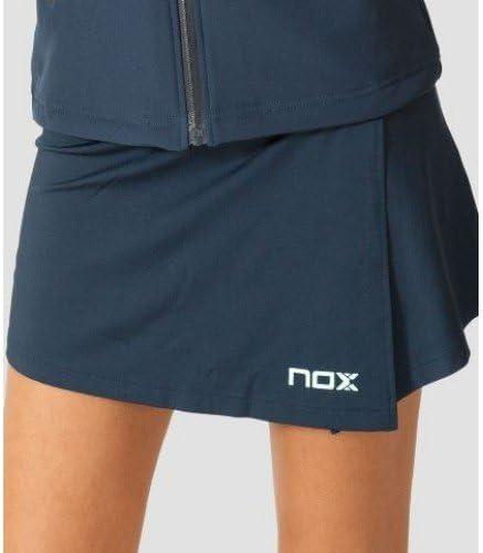 NOX Falda Padel Edith (XS): Amazon.es: Deportes y aire libre