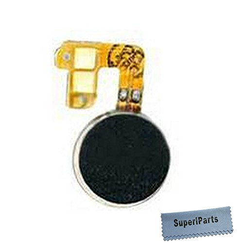 SuperiParts Original Vibrator Vibration Motor Module Flex Cable Replacement Repair Spare Part for Samsung Galaxy S3 Mini I8190 +SuperiParts Cloth