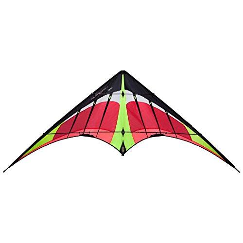 Prism Hypnotist Dual-line Stunt Kite, Fire