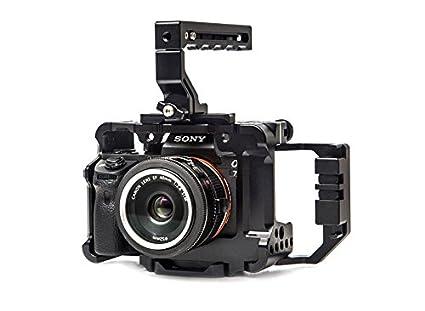 seercam sca7riia7siik RS2 jaula para cámara de la Sony A7SII y ...