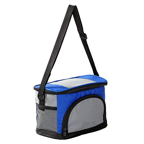 Sunkey 6 Can Cooler Bag for Food Insulated S Size 4.5L
