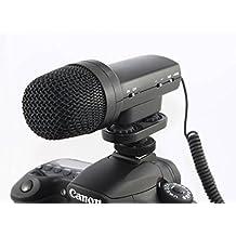 Apex APEX577 Stereo Camera Mount Microphone