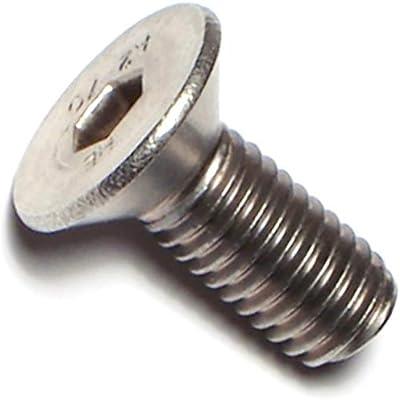8mm-1.25 x 20mm Piece-6 Hard-to-Find Fastener 014973189266 Flat Socket Cap Screws