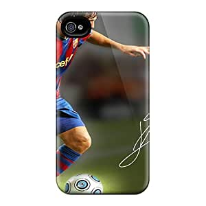 Cases-best-covers Iphone 6plus Excellent Hard Phone Case Provide Private Custom Realistic Lionel Messi Series [Nhg11946cgLS]