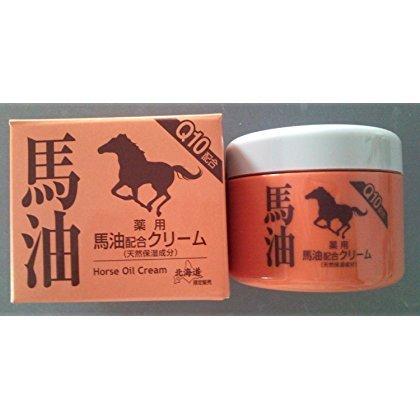 Hokkaido Medicated Horse Oil Cream (Q10) 90g