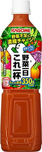 Kagome vegetables the 1st this by one cup smart PET 720mlX15 by Vegetables the 1st this single / full