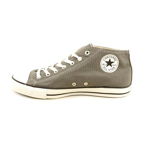 Converse Heren All Star Clean Mid Grey