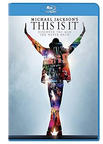 Michael Jackson: This Is It [Blu-ray]