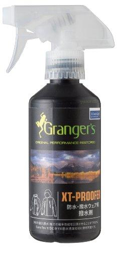 コーラスヒール使役Grangers(グランジャーズ) XTプルーファー スプレータイプウエア撥水剤 04825
