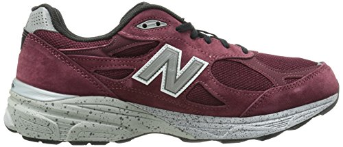 New Balance Mens M990v3 Running Shoe Burgundy PCoroQ