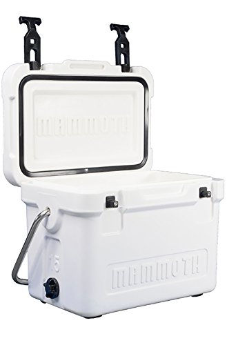 Mammoth Coolers Cruiser MC15W Cooler, White