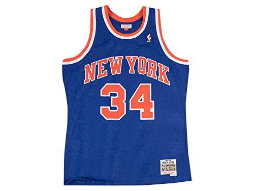 Mitchell & Ness New York Knicks Charles Oakley NBA Men's Hardwood Classic Swingman Jersey (Medium) ()