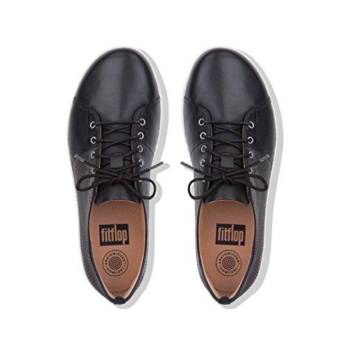 Sporty Lace TM 001 Chaussures Noir Up Perf Black F Sneakers Cross FitFlop II Femme de 6AgnE5Ex