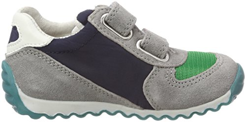 navy Mode Naturino Deven priombo Enfant Baskets verde Gris Mixte 88q4xORwE