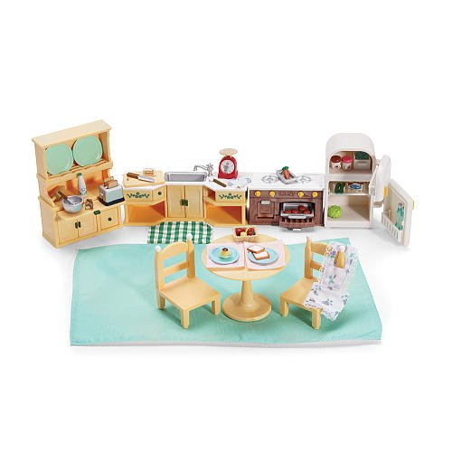 Kitchen Set Calico Critters Accessories (Colors/Styles Vary)