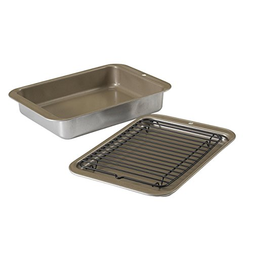 Nordic Ware Compact Ovenware 3-Piece Baking Set (Toast Oven Grill compare prices)