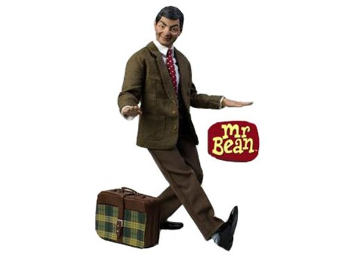 Real Masterpiece 1/6 Collectible Figure - Mr.Bean(ミスタービーン) B001U3VC0S