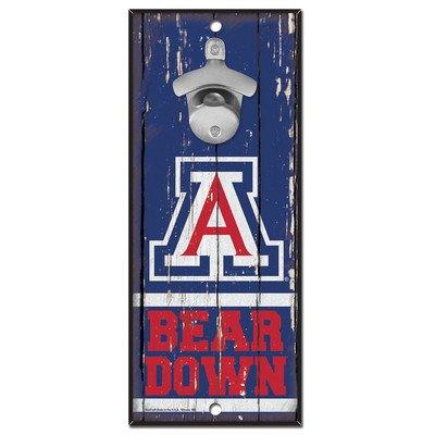 (CLG Wood Sign Bottle Opener CLG: Arizona)