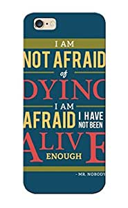 0bf66d32668 New Premium Flip Case Cover Movies Text Quotes Typography Mr Nobody Skin Case For iphone 5C As Christmas's Gift