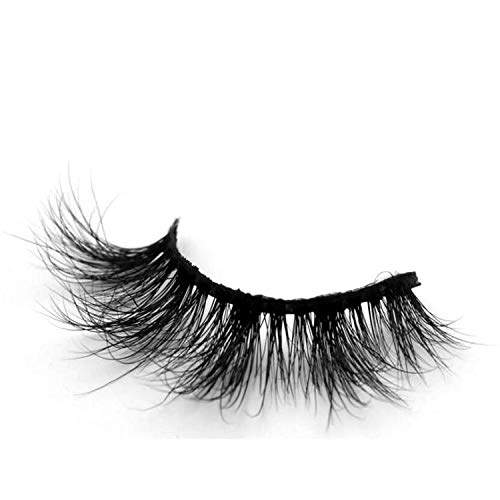 Mink Lashes 3D Mink Eyelashes 100% Cruelty free Lashes Handmade Reusable Natural Eyelashes Popular False Lashes Makeup E1- E13,E10