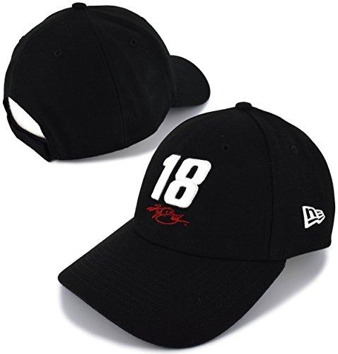 New-Era Kyle Busch 2018 Big Number 18 NASCAR (Kyle Busch Hat)