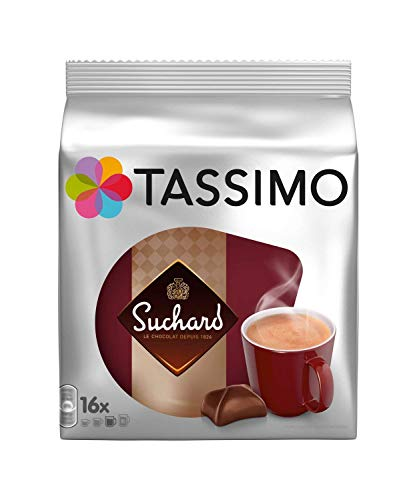 Tassimo Suchard Hot Chocolate (16 T-Disc) (Discs T Cocoa Tassimo)
