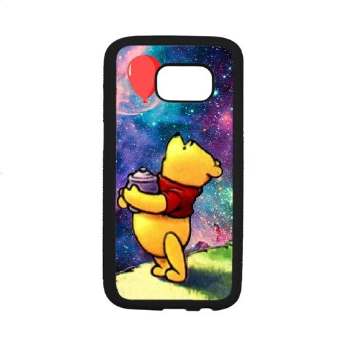 Samsung Galaxy S7 Edge phone case for Winnie the Pooh Shell Case,Beautiful Cases -W8356