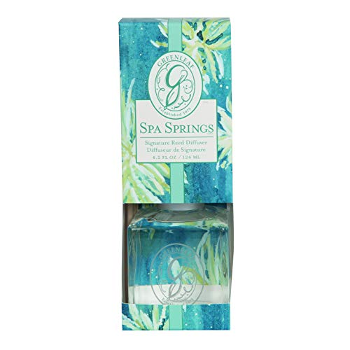 GREENLEAF Signature Reed Diffuser Spa Springs