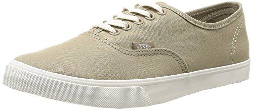 Vans Unisex Authentic Lo Pro Skate Shoe (8 B(M) US Women / 6.5 D(M) US Men, Dune)