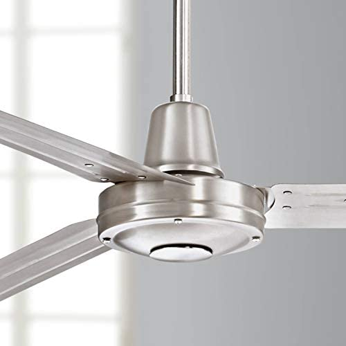 72″ Turbina XL Modern Industrial Outdoor Ceiling Fan