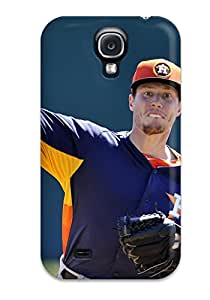 Shock-dirt Proof Houston Astros Case Cover For Galaxy S4