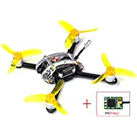 King Kong Fly Egg 130 PNP FPV Racing Mini Indoor Brushless Drone Quadcopter XM(Frsky) Receiver