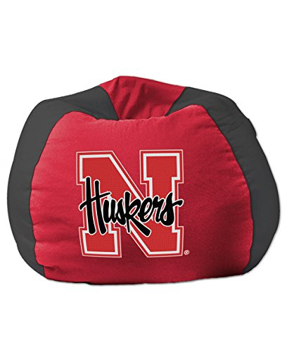 College NCAA Bean Bag Chair NCAA Team: Nebraska