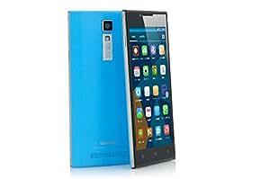 DOOGEE DG2014 Android Smartphone - MTK6582 Quad Core 1.3GHz CPU, 1GB RAM, 5 Inch IPS OGS 1280x720 Screen (Blue)