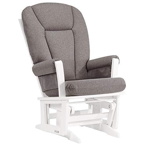 Dutailier Modern 0428 Glider Chair (Best Pottery Barn Glider)