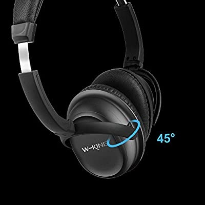 WIZO Active Noise Cancelling Bluetooth Headphones