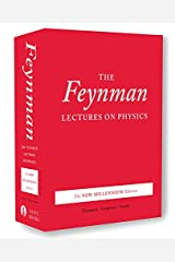 The Feynman Lectures on Physics, boxed set: The New Millennium Edition Hardcover