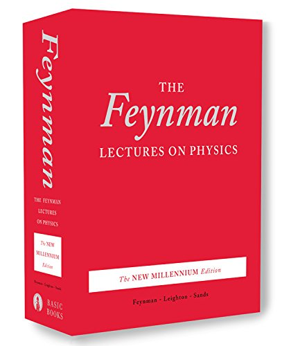 The Feynman Lectures on Physics, boxed set: The New Millennium Edition (Set Boxed Math)