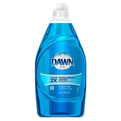 Liquid Ultra Gamble (Dawn Dish Soap, Ultra Dishwashing Liquid, Original, 14.6 Ounce by Dawn)