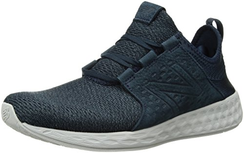 (New Balance Men's Fresh Foam Cruz Running Shoe,galaxy/petrol,10 D(M) US)