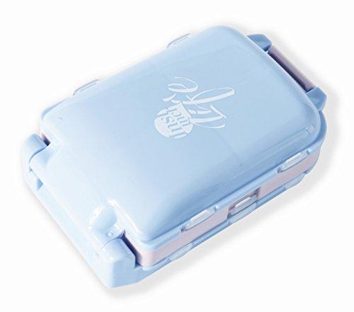 Cimostar Portable Travel Vitamin Compartments
