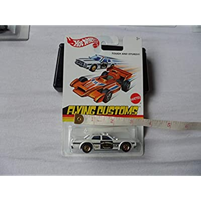 Hot Wheels Flying Customs Sheriff Patrol: Toys & Games
