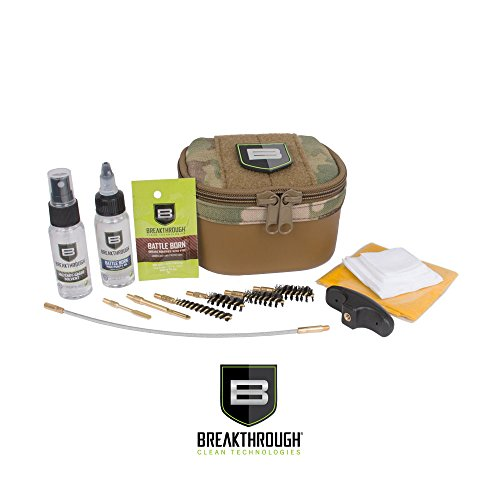 G-CODE MULTICAM CLEAN BOX WITH BREAKTHROUGH CLEAN QWIC-P KIT by G-CODE