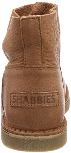 Women''s brick Boots Shabbies Brown Schlupfstiefel 3031 Slouch dTqT86WX