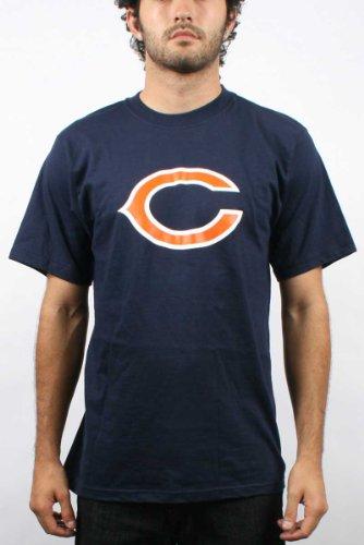 Reebok Chicago Bears Navy Primary Logo T-Shirt Small